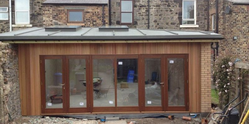 Timber Frame Extensions Edgegate Carpentry